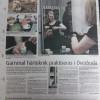 Jag är i tidningen!