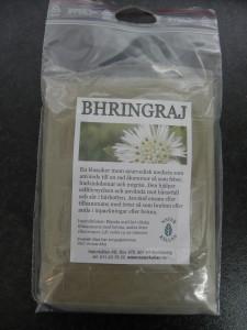 Bhringraj Ökar hårtillväxten, bra mot håravfall och sår i hårbotten