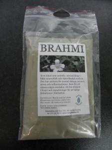 Brahmi Stärker hud och hår, bra för hårbotten
