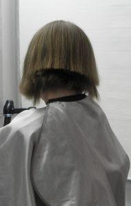 Avklipp! Underhåret är rakat!